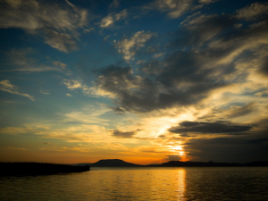balaton badacsony sunset 2 (widget 300x225)